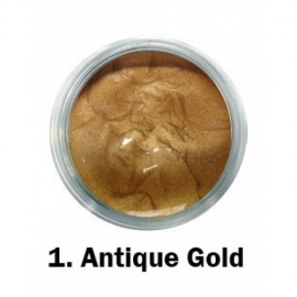 Vopsea Acrilică Metalizata - nr.01 - Antique Gold