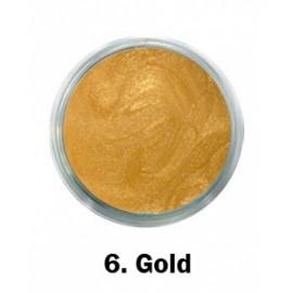 Vopsea Acrilică Metalizata - nr.06 - Gold