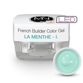 Gel UV De Constructie Colorat - Nr. 1 - La Menthe - 15 gr