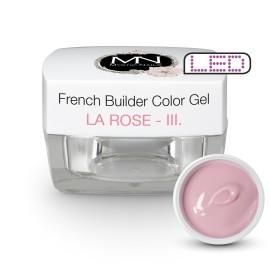 Gel UV De Constructie Colorat - Nr. 3 - La Rose - 15 gr