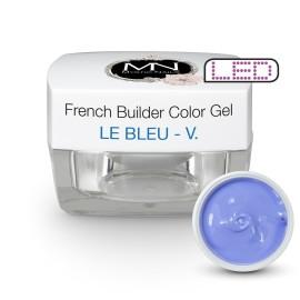 Gel UV De Constructie Colorat - Nr. 5 - Le Bleu - 15 gr