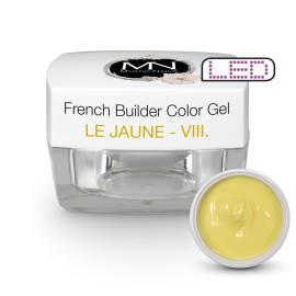 Gel UV De Constructie Colorat - Nr. 8- Le Jaune - 15 gr