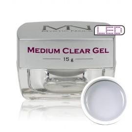 Gel UV De Constructie Medium Clear Gel 15 gr