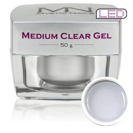 Gel UV De  Constructie Medium Clear Gel 50 gr
