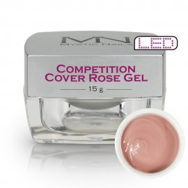 Gel UV De Camuflaj  Competition Cover Rose 15 gr