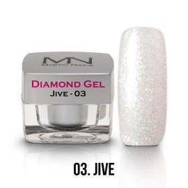 Gel UV Diamond - nr.03 - Jive - 4g