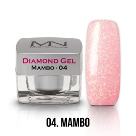 Gel UV Diamond - nr.04 - Mambo - 4g