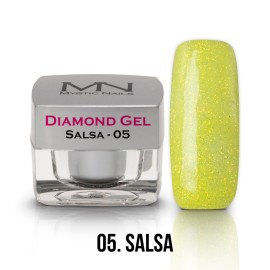 Gel UV Diamond - nr.05 - Salsa - 4g