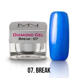 Gel UV Diamond - nr.07 - Break - 4g
