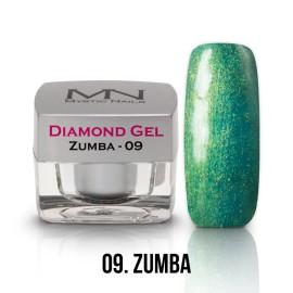 Gel UV Diamond - nr.09 - Zumba - 4g