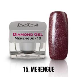 Gel UV Diamond - nr.15 - Merengue - 4g