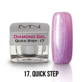 Gel UV Diamond - nr.17 - Quick Step - 4g