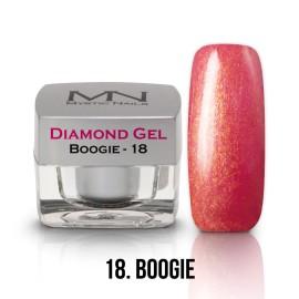 Gel UV Diamond - nr.18 - Boogie - 4g