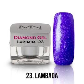 Gel UV Diamond - nr.23 - Lambada - 4g