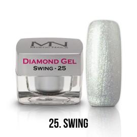 Gel UV Diamond - nr.25 - Swing - 4g