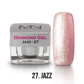 Gel UV Diamond - nr.27 - Jazz - 4g