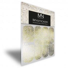 Mysticker - F23 Gold