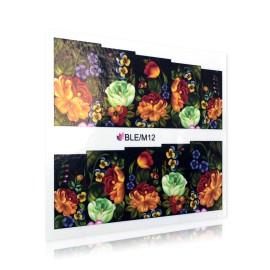Sticker Unghii - Motiv Floral - BLE/M12
