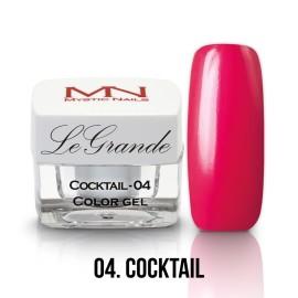 LeGrande Color Gel - nr.04 - Cocktail - 4 g
