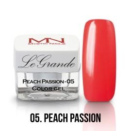 LeGrande Color Gel - nr.05 - Peach Passion - 4 g