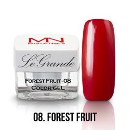 LeGrande Color Gel - nr.08 - Forest Fruit - 4 g
