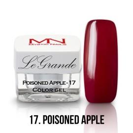 LeGrande Color Gel - nr.17 - Poisoned Apple - 4 g