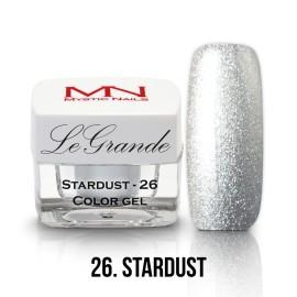 LeGrande Color Gel - nr.26 - Stardust - 4 g