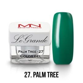 LeGrande Color Gel - nr.27 - Palm Tree - 4 g