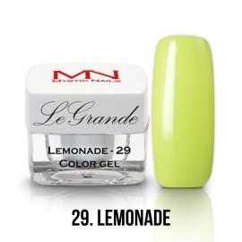 LeGrande Color Gel - nr.29 - Lemonade - 4 g