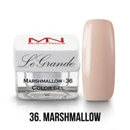 LeGrande Color Gel - nr.36 - Marshmallow - 4 g