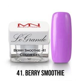 LeGrande Color Gel - nr.41 - Berry Smoothie - 4g