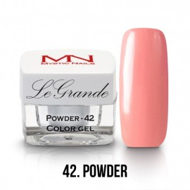 LeGrande Color Gel - nr.42 - Powder - 4g<br /><br />