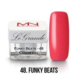 LeGrande Color Gel - nr.48 - Funky Beats - 4g