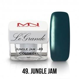 LeGrande Color Gel - nr.49 - Jungle Jam - 4g