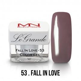 LeGrande Color Gel - nr.53 - Fall in Love - 4g