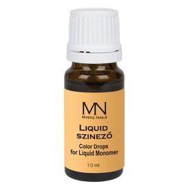 Lichid Colorant - Galben - 10 ml