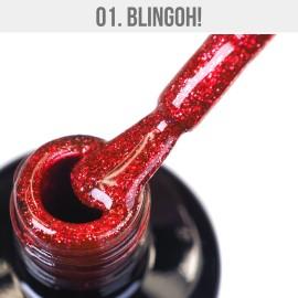 Gel Lac - Mystic Nails - BlingOh! 01 - 12ml