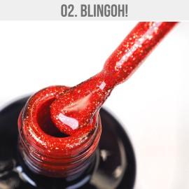 Gel Lac - Mystic Nails - BlingOh! 02 - 12ml
