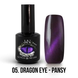 Mystic Nails Efect Ochi De Dragon 05 - Pansy 12 ml