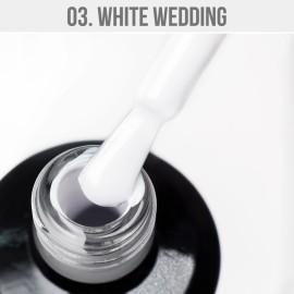 Gel Lac - Mystic Nails 03 - White Wedding 12 ml