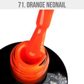 Gel Lac - Mystic Nails 71 - Orange NeoNail 12 ml