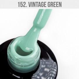 Gel Lac - Mystic Nails 152 - Vintage Green 12 ml