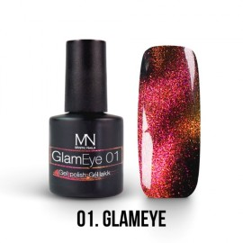Gel Lac Glam Eye 01 - 6 ml