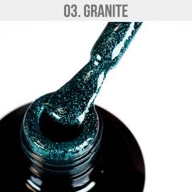 Gel Lac - Mystic Nails - Granite 03 - 12ml