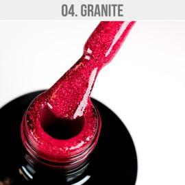 Gel Lac - Mystic Nails - Granite 04 - 12ml