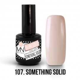Gel Lac - Mystic Nails 107 - Something Solid 12ml Gel Polish