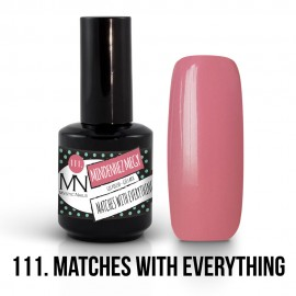 Gel Lac - Mystic Nails 111 - Matches with Everything 12ml Gel Polish